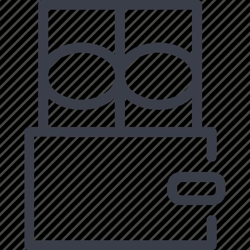e-money, money, purse icon