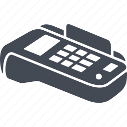 cash terminal, e-money, pay, payment icon