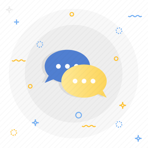 balloon, chat, comment icon