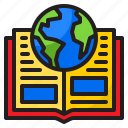 book, earth, world, global, planet