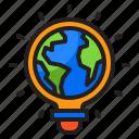 lightblub, ecology, lamp, energy, idea