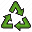recycle, ecology, sign, reuse, bin