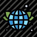 earth, globe, green, world