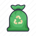 bag, recycle, green, ecology, environment, eco