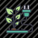 green, energy, ecology, nature, plant, environment