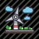 wind, power, energy, ecology, green, environment