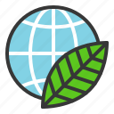 earth day, ecology, environmental protection, green, recycle icon