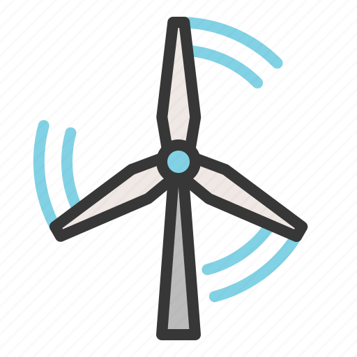 earth day, environmental protection, green energy, save energy, wind, wind energy, windmill icon