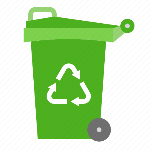 bin, earth day, ecology, environmental protection, green, recycle, recycle bin icon