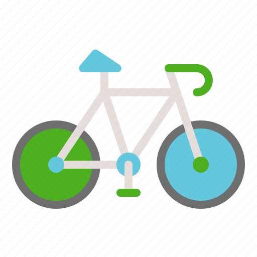 bicycle, earth day, ecology, environmental protection, green, save energy icon