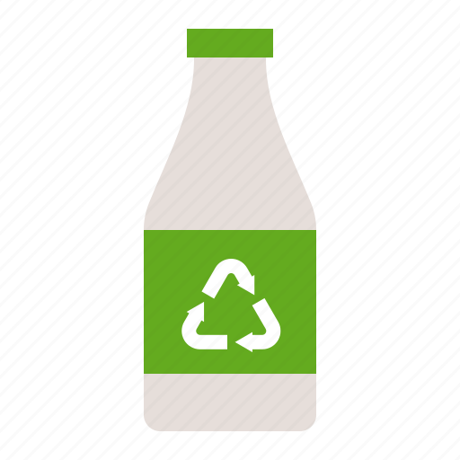 bottle, earth day, ecology, environmental protection, recycle, recycle bottle, reuse icon