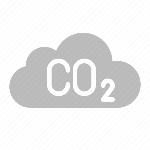 carbon monoxide, co2, earth day, ecology, environmental protection, green, poisoning icon