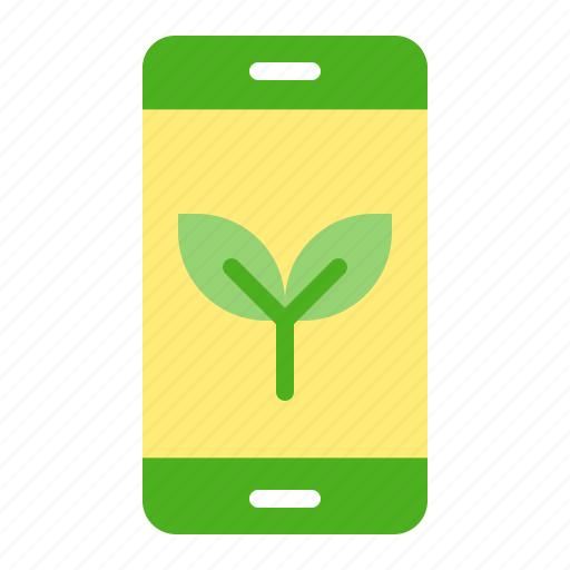 earth day, ecology, environmental protection, green, mobile phone icon