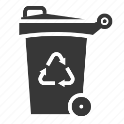 bin, earth day, ecology, environment, environmental protection, recycle, recycle bin icon