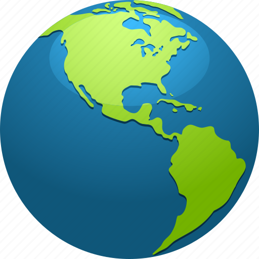 'Earth & Environment - Set 1' by 13ree.design on map of antarctica globe, map of pacific ocean globe, map of world globe,