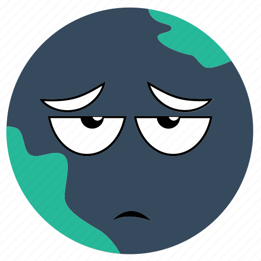 Earth, expressions icon - Download on Iconfinder