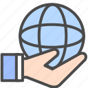 share, share internet, share network icon