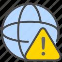 network, network offline, offline, warning icon