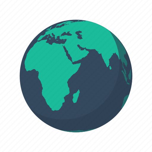 Earth, globe, planet, global, map, world icon - Download on Iconfinder