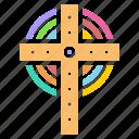 christ, christian, cross, easter, holy, jesus, religion