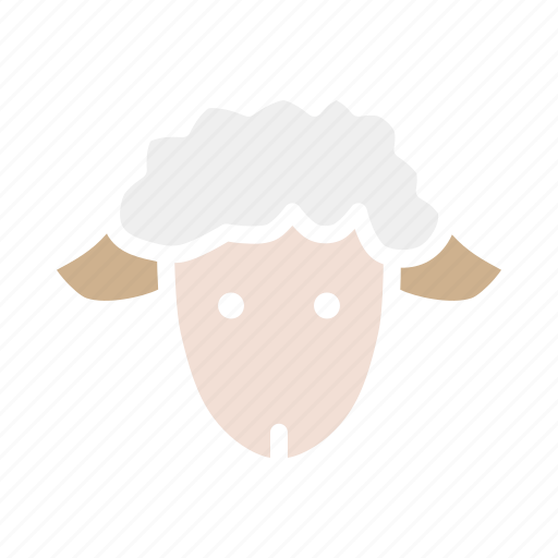 animal, cattle, cute, easter, kid, lamb, livestock icon