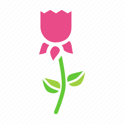 easter, ecology, flower, nature, plant, rose, spring icon