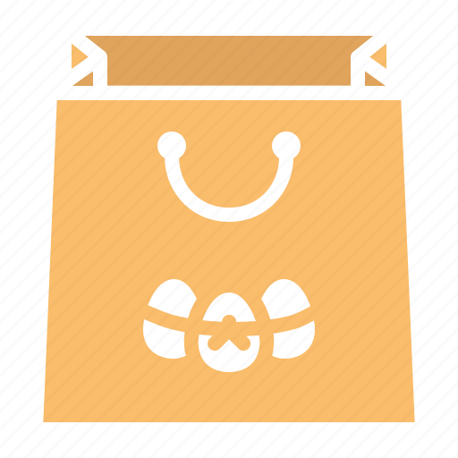 bag, delivery, easter, festival, holiday, purchase, shopping icon