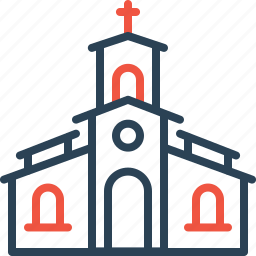 christian, church, easter, holy, place, pray, religion icon