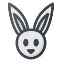 easter, bunny, animal, rabit
