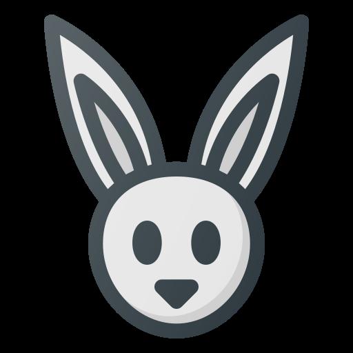 Animal, bunny, easter, rabit icon - Free download