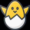 broken, chicken, egg