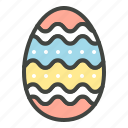 christianity, decoration, dye, easter, easter egg, egg, painting icon