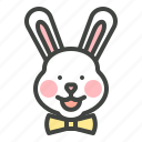 animal, bunny, costume, easter, easter bunny, egg hunt, rabbit