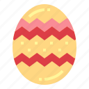 decoration, easter, egg, food