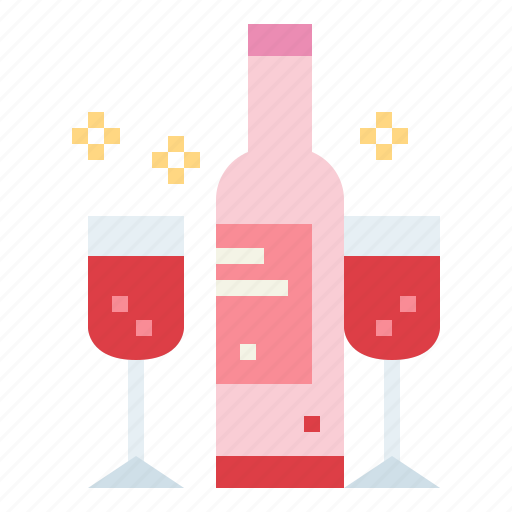 Alcohol, glasses, party, wine icon - Download on Iconfinder