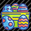 easter, egg, eggs, food, heart, nature, romantic icon