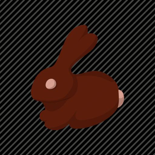 bunny, cartoon, chocolate, cute, easter, rabbit, spring icon