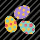 easter, egg, eggs icon