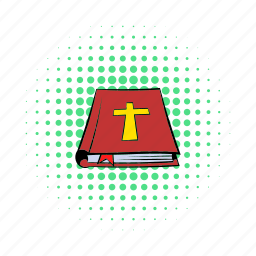 bible, book, christianity, holy, page, spirituality, vector religion icon