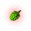 botany, plant, comics, beer, hop, brew, flavor icon