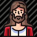 avatar, christ, christian, christianity, god, jesus, religion icon