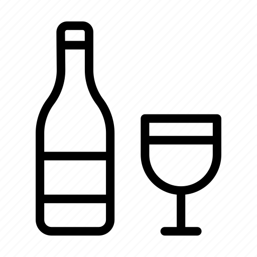 Wine, alcohol, beer, champagne, drink icon - Download on Iconfinder