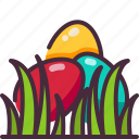 cultures, easter, egg icon