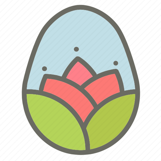 bunny, easter, egg, eggs, food, garden, rabbit icon