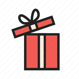 award, box, gift, package, present, prize, souvenir icon