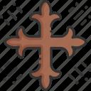 church, cross, religion