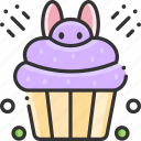 cupcake, dessert, food, muffin, sweet icon