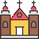 building, christian, church, religion