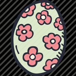 celebration, color, easter, easter egg, egg, spring icon