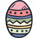 celebration, color, easter, easter egg, egg, spring icon